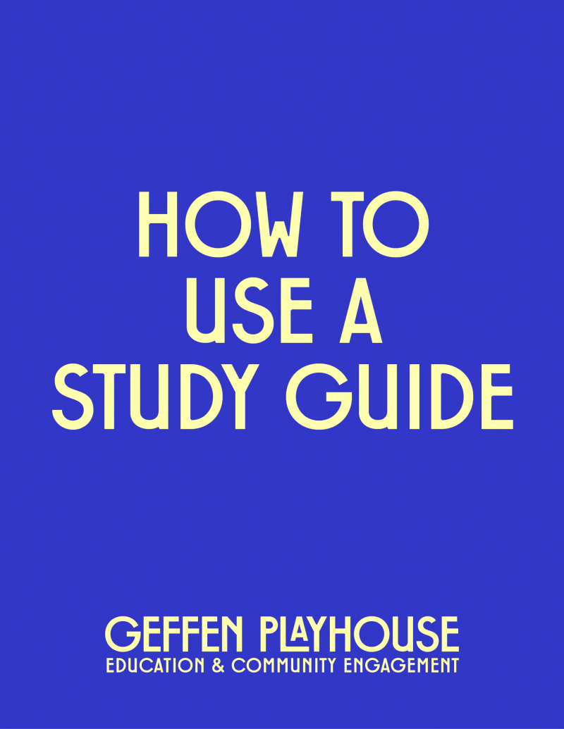 How to Use A Study Guide