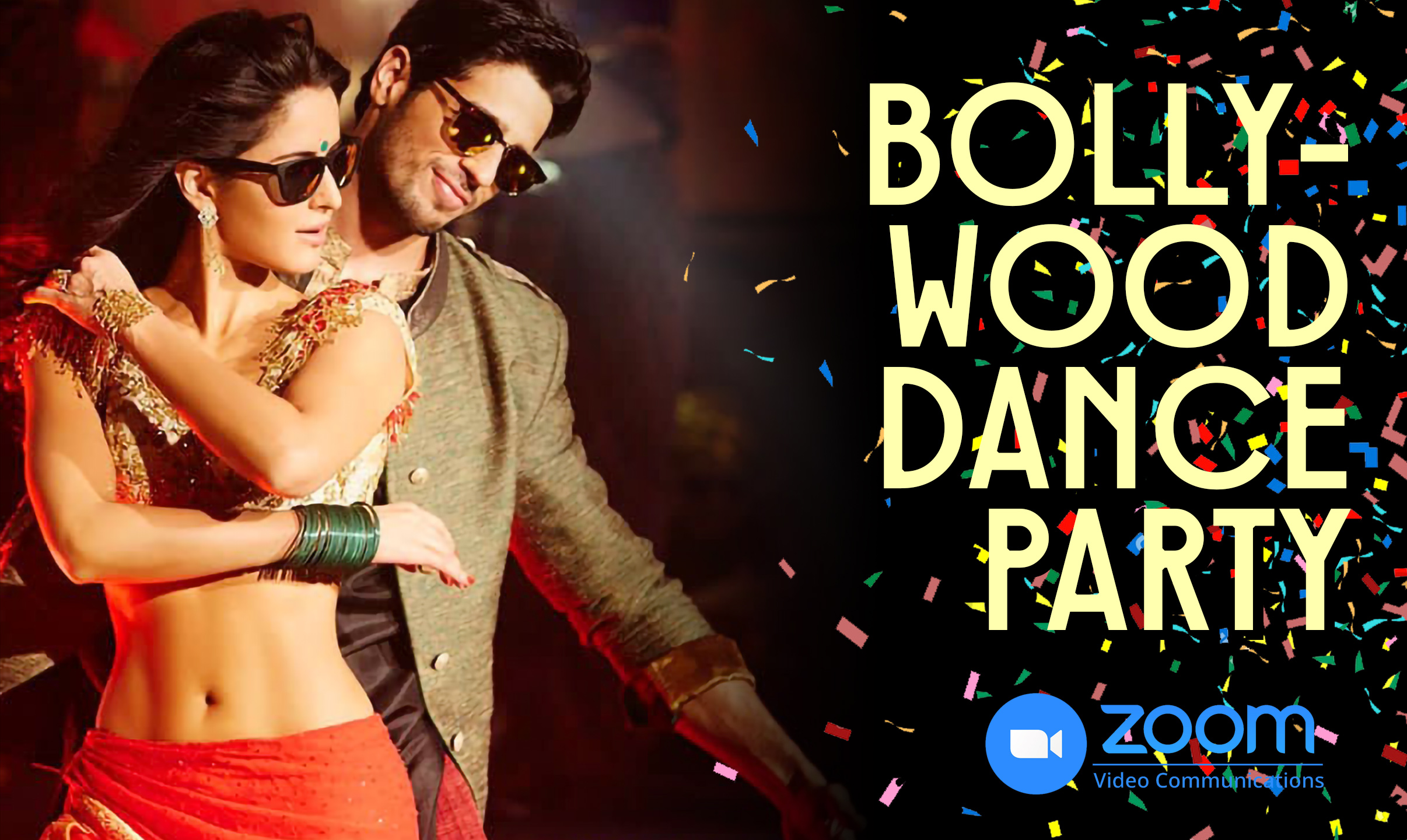 Bollywood Dance Party