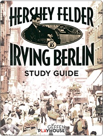 Hershey Felder as Irving Berlin Study Guide